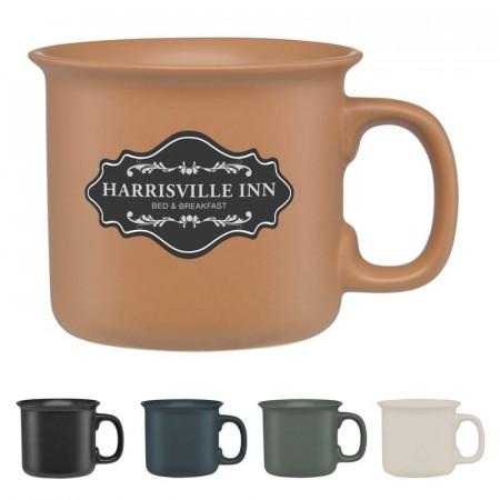 14 oz. Natural Coffee Mug