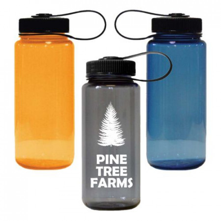 16 oz. Tritan Wide Mouth Nalgene Bottles