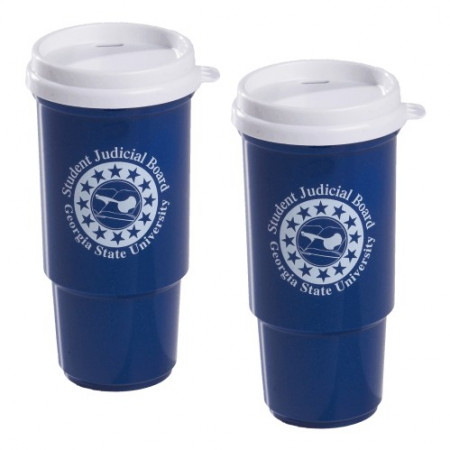 16 oz. Insulated Auto Cups