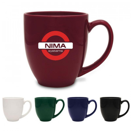 14 oz. Bistro Coffee Mug