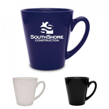 12 oz. Café Coffee Mug