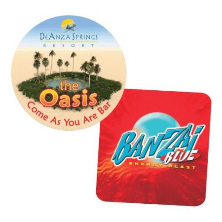 SuperValue Full Color Coasters (60 pt.)