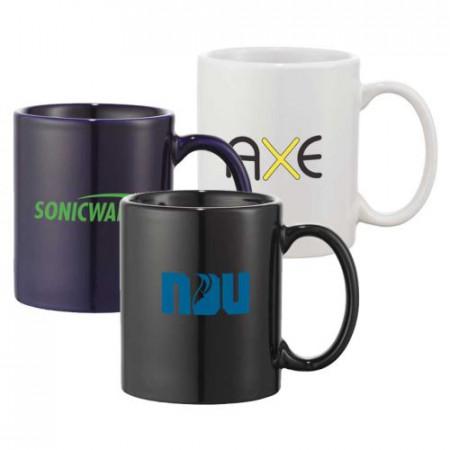 11 oz. Bounty Ceramic Mugs
