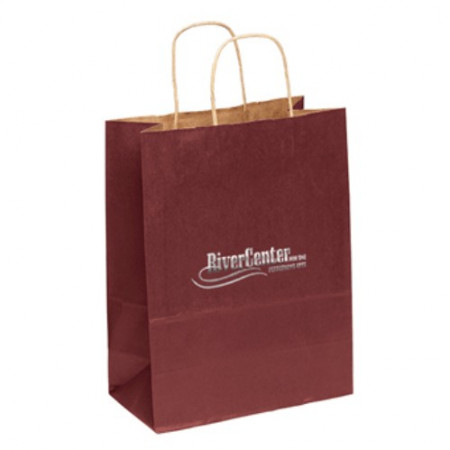 "Matte Shoppers (10"" x 13"" x 5"")"