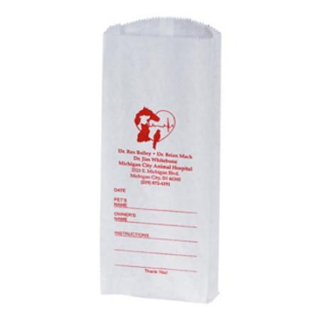 "Pharmacy Bags (5"" x 12"" x 2"")"
