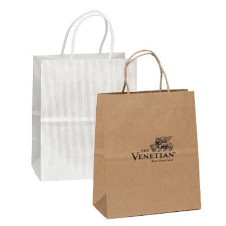 "Uptown Shopping Bags (7.75"" x 9.75"" x 4.75"")"