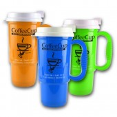 16 oz. Insulated Auto Mugs