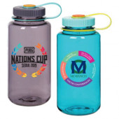 32 oz. Tritan Wide Mouth Nalgene Bottles (Full Color Imprint)