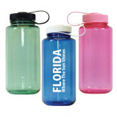 32 oz. Tritan Wide Mouth Nalgene Bottles