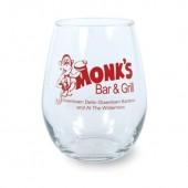 11.75 oz. Stemless Wine Glass