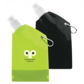 12 oz. Collapsible Water Bags