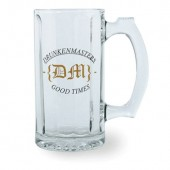 12 oz. Paneled Beer Steins