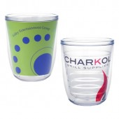 12 oz. Tritan Double Wall Tumblers with Insert