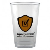 14 oz. Clear Plastic Cup