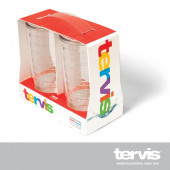 16 oz. Tervis Tumblers -- Boxed Set of 2