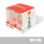16 oz. Tervis Tumblers -- Boxed Set of 4