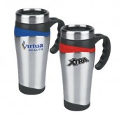 16 oz. Color Touch Stainless Mugs