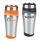 16 oz. Color Touch Stainless Tumblers