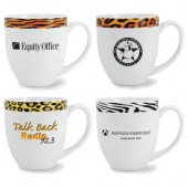 16 oz. Animal Bistro Mugs