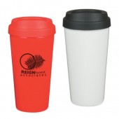 16 oz. Double Wall Plastic Tumbler