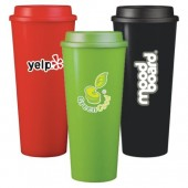 20 oz. Plastic 2-Go Cup