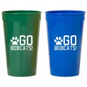 22 oz. Fluted Stadium Cups