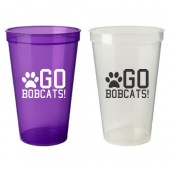 22 oz. Translucent Stadium Cups
