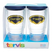 24 oz. Tervis Tumblers -- Boxed Set of 2