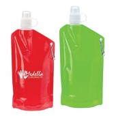 25 oz. PE Collapsible Water Bottles