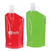 25 oz. PE Collapsible Water Bottles