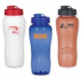 26 oz. Poly-Clean Wave Bottles
