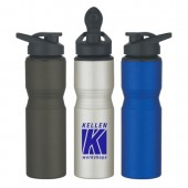 28 oz. Aluminum Sports Bottles