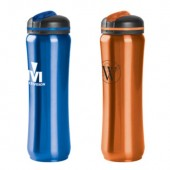 28 oz. Slim Stainless Steel Water Bottles