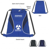 """Sports Pack with Mesh Sides (14.5"""" x 17"""")"""