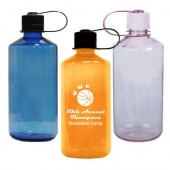 32 oz. Tritan Narrow Mouth Nalgene Bottles