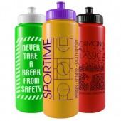 32 oz. Sports Bottles (Colors)