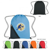 """Sports Pack with Zippered Mesh Pocket (13.5"""" x 18"""")"""