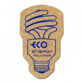 Cork CFL Bulb Coasters (Large)
