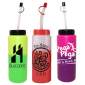 32 oz. Mood Sports Bottles