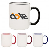 11 oz. Duo-Tone Coffee Mug