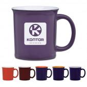 14 oz. University Coffee Mug