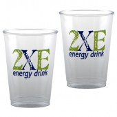 7 oz. Clear Plastic Cup