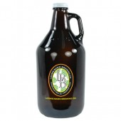 64 oz. Amber Beer Growler