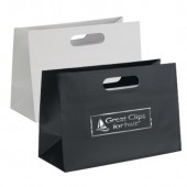 "Boutique Shopping Bags (12"" x 8"" x 5"")"