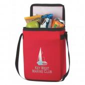 "Budget 12 Pack Cooler Bag (8"" x 11"" x 5"")"