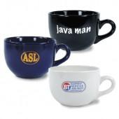 24 oz. Coffeehouse Latte Mugs