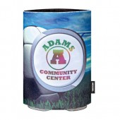 Collapsible KOOZIEs with Full Color Imprint