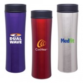 16 oz. Cyrus Stainless Steel Tumbler