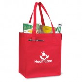"Deluxe Grocery Shopper Tote (13"" x 15"" x 8"")"