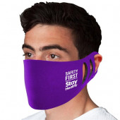 Stretchable Polyester Face Masks